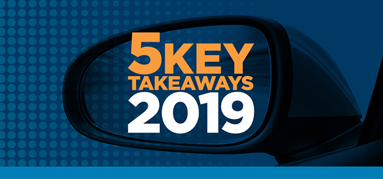 Looking back on 2019: 5 key takeaways related to healthcare